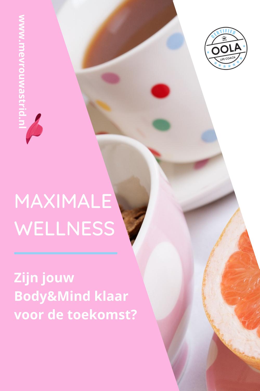 Meer wellness in je leven.