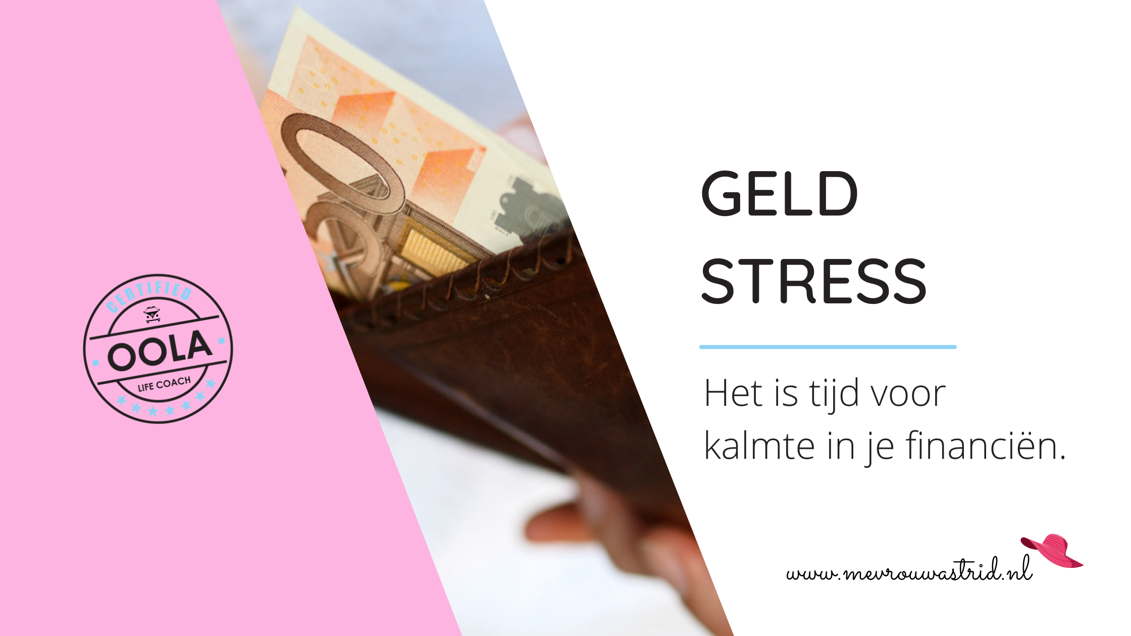 Hoe voorkom je financiële stress